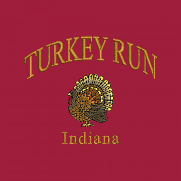 Arched Lettering Turkey