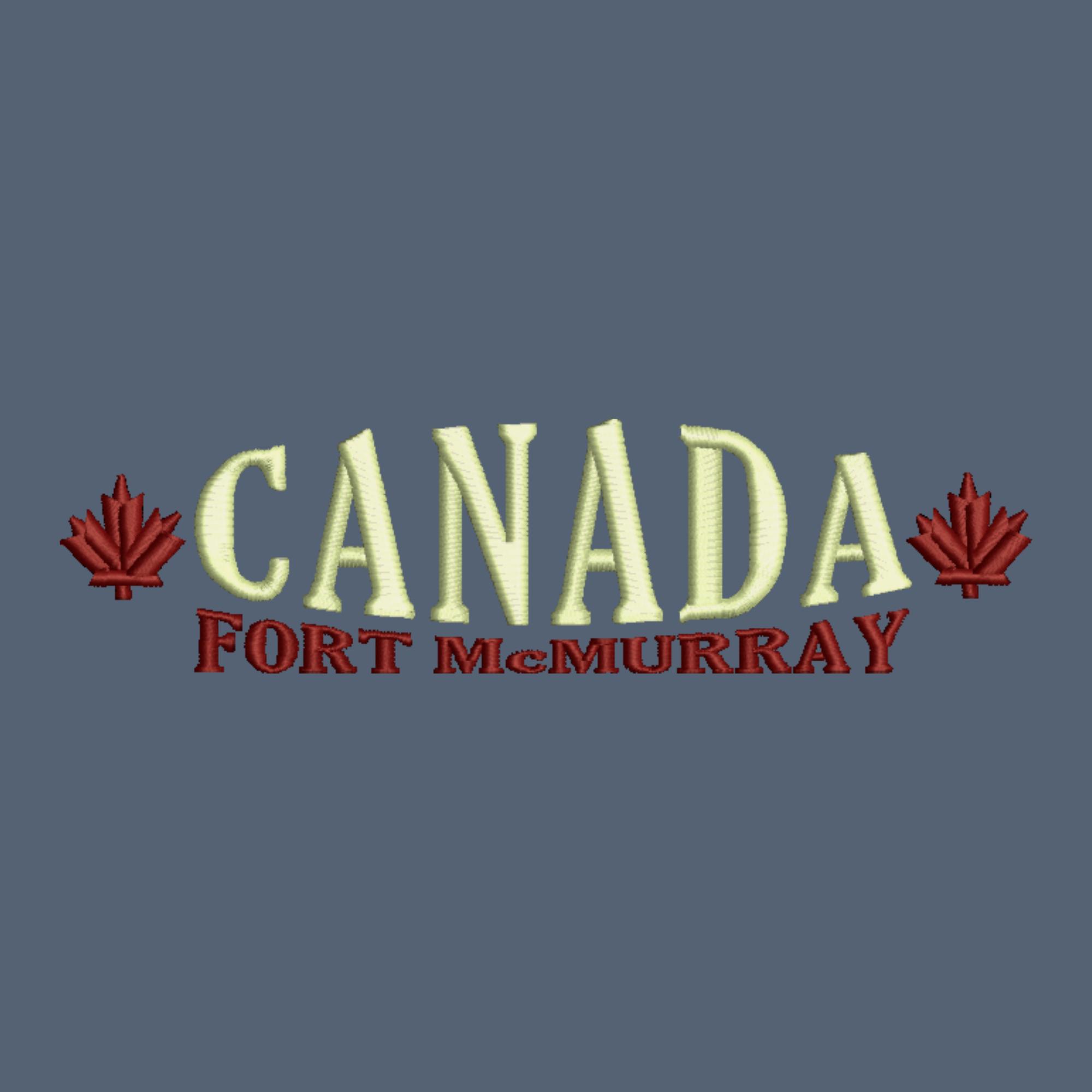 Canada with Leaf